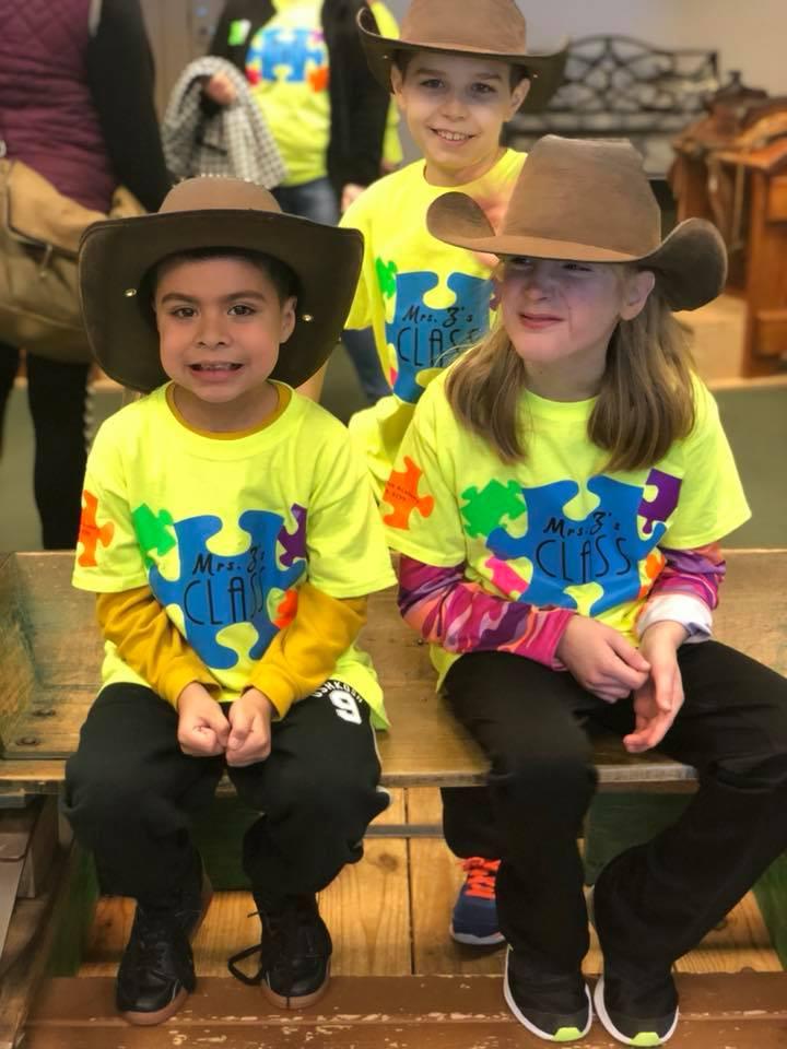 Students at Oak Creek Academy
