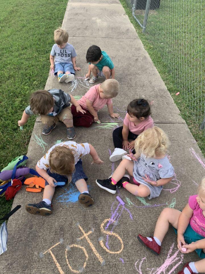 Education Connection Chalk Recess