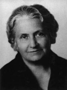 Maria Montessori Founder of Montessori Education
