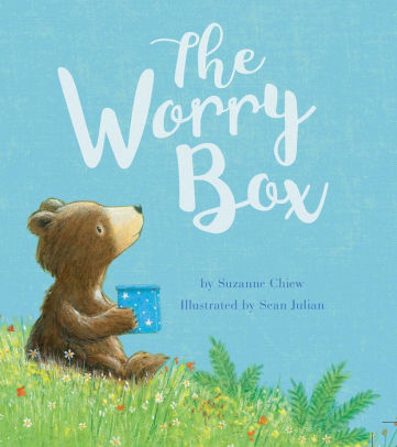 The Worry Box Hardcover by Suzanne Chiew (Author), Sean Julian (Illustrator)