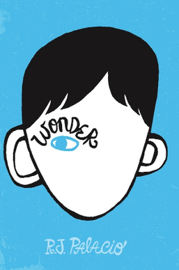 Wonder Hardcover by R. J. Palacio (for older kids)